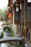 Oude Stad van China Royalty-vrije Stock Fotografie