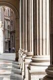 Oude stad van de mening van Rome Royalty-vrije Stock Afbeelding