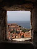 Oude Stad van Dubrovnik stock fotografie