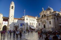 Dubrovnik - Kroatië Royalty-vrije Stock Fotografie