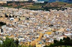 Oude Stad van Fez Royalty-vrije Stock Foto's