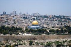 Oude stad van Jeruzalem Royalty-vrije Stock Afbeelding