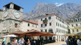 Oude stad van Kotor Royalty-vrije Stock Foto