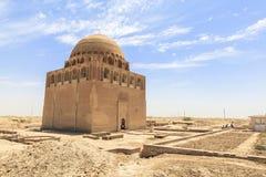 Oude stad van Merv in Turkmenistan Stock Fotografie