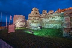 Oude stad van Nesebar, Bulgarije Royalty-vrije Stock Afbeeldingen