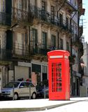 Oude stad van Porto, Portugal stock foto's