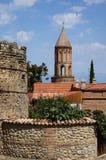 Oude stad van Signagi Royalty-vrije Stock Afbeeldingen