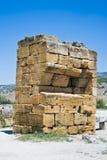 Oude stadsruïnes Stock Afbeeldingen
