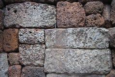 Oude steen stock foto