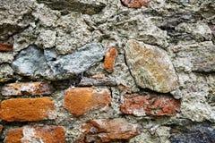 Oude steenmuur Stock Foto's