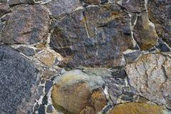 Oude steenmuur Royalty-vrije Stock Foto