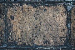 Oude steentextuur, grunge achtergrond Royalty-vrije Stock Afbeeldingen