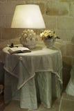 Oude stijllamp Royalty-vrije Stock Afbeeldingen