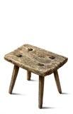 Oude stoel Stock Foto