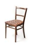 Oude stoel Royalty-vrije Stock Foto's