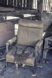 Oude stoel Stock Afbeelding
