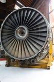 Oude Straalmotor Royalty-vrije Stock Afbeeldingen