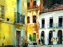 Oude straat
