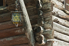 Oude Straatlantaarn Royalty-vrije Stock Fotografie