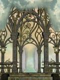 Oude structuur Royalty-vrije Stock Afbeeldingen