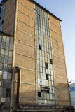 Oude suikerfabriek Stock Foto