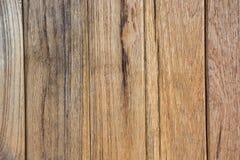 Oude Teak Houten Textuur Stock Afbeelding