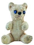 Oude teddybear Royalty-vrije Stock Afbeeldingen