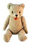 Oude teddybeer royalty-vrije stock afbeelding