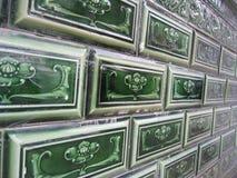 Oude tegel Royalty-vrije Stock Foto