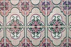 Oude tegels Stock Afbeeldingen