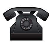 Oude telefoon Royalty-vrije Stock Fotografie