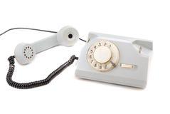 OUDE telefoon Royalty-vrije Stock Foto