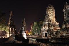 Oude tempel Royalty-vrije Stock Foto's