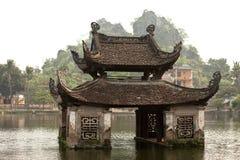 Oude Tempel Stock Afbeelding