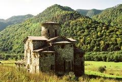 Oude tempel. Royalty-vrije Stock Foto