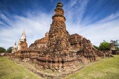 Oude Tempel Royalty-vrije Stock Foto