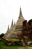 Oude tempel Royalty-vrije Stock Fotografie
