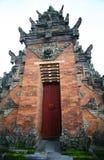 Oude tempel, Bali Stock Afbeelding