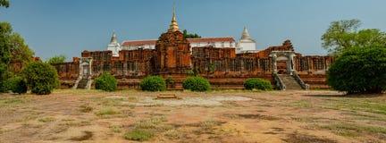 Oude tempel in de tempel van Thailand Prasat Nakonlaung stock afbeeldingen