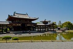 Oude tempel in Japan Royalty-vrije Stock Afbeeldingen