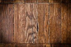 Oude textuur van houten stock afbeeldingen