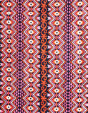 Oude Thaise textiel Stock Afbeelding