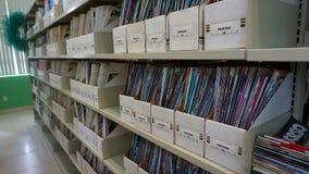 Oude tijdschriften Stock Foto's