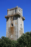 Oude toren royalty-vrije stock foto's