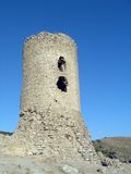 Oude toren stock afbeeldingen
