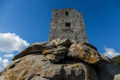 Oude toren Royalty-vrije Stock Foto