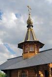 Oude toren Het Kremlin in Kolomna, Rusland Royalty-vrije Stock Foto