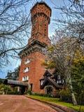 Oude toren, Punta del Este stock afbeeldingen