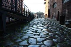 Oude Trajan Royalty-vrije Stock Fotografie