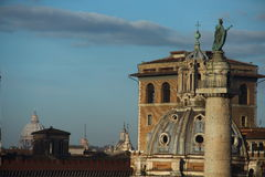 Oude Trajan Stock Fotografie